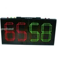 Track & Field Equipment  PLAYER CHANGE BOARD (LED) #63018
