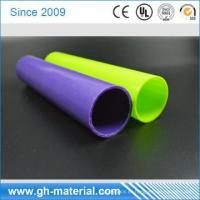 Wholesale Price 25mm PVC Pipe Colorful Large Diameter Hard PP and PVC Pipes