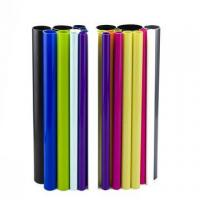Colored Hollow Round Plastic PP Pipe for Cat Toy