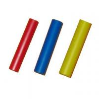 Thin Wall Colored PP Material Hard Plastic Pipe Tubes