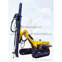 DSY130 Hole Diameter 105-140mm Crawler Mounted Down The Hole Drill Rig for Quarrying or Mining