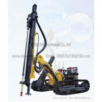 DSG915 low pressure crawler dth drill Portable Drilling equipment