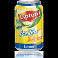 Factory Lemon Ice Tea Drink Aluminum Easy Pull Ring Tin Cans