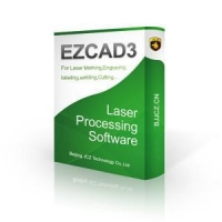 Buy cheap 3D Laser Marking Software EZCAD3 product