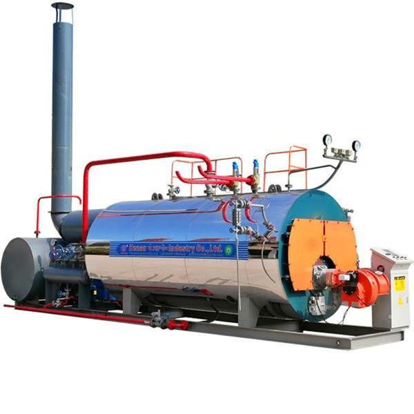 China Packaged Steam Boiler