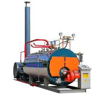 China Gas Fired Steam Boiler