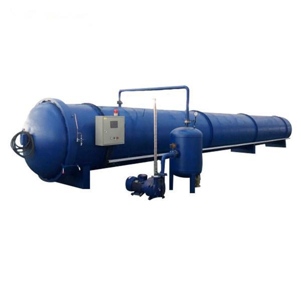 China Wood Impregnation Autoclave