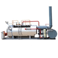 Buy cheap Oil Fired Steam Boiler product