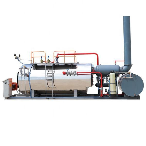 China Oil Fired Steam Boiler