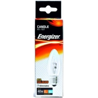 Buy cheap 33W ES ECO HALOGEN CANDLE CLEAR ENERGISER BOXED product