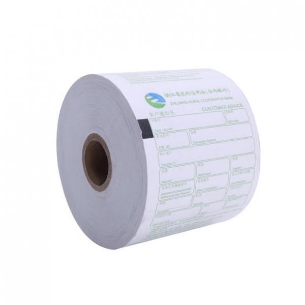 China Printed thermal paper