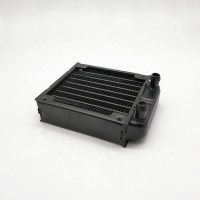 Buy cheap 80mm series water cooling radiator product