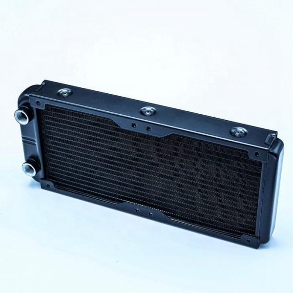 China 240mm series water cooling radiator