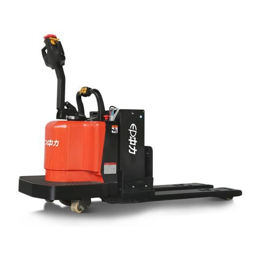China 3ton Electric Pallet Truck