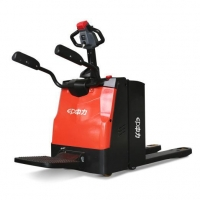 Buy cheap 3ton Electric Pallet Truck European Type product