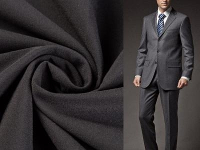 China 100% polyester four way stretch fabric for men suit