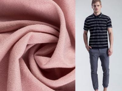 China 100% plain dyed linen fabric for shirt