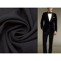 Buy cheap dots100% polyester fabric four way stretch fabric for coat product