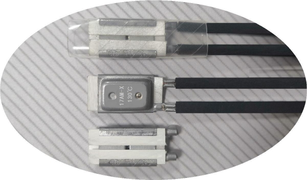 China 17am-x series heating wire thermal protector assembly