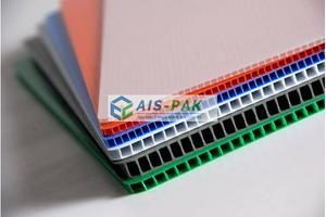 China PP Corrugated Sheet 1200