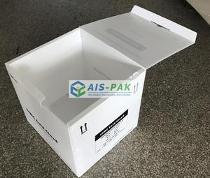 China Plastic corrugated box AisPak