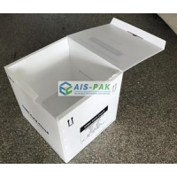 Buy cheap Plastic corrugated box AisPak from wholesalers