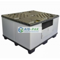 Buy cheap Collapsible Pallet Box AP8260 from wholesalers