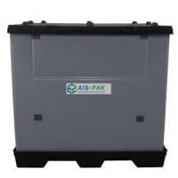 Buy cheap Collapsible Pallet Box AP122115 product