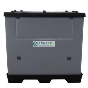 China Collapsible Pallet Box AP122115