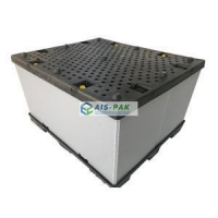 Buy cheap Collapsible Pallet Box AP110110 product