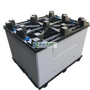 China Collapsible Pallet Box AP1411