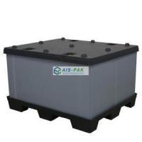 Buy cheap Collapsible Pallet Box AP147115 product