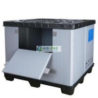 Buy cheap Collapsible Pallet Box AP1210 product