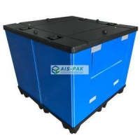 Buy cheap Collapsible Pallet Box AP115115 product