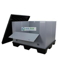 Buy cheap Collapsible Pallet Box AP1208 product