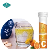 Buy cheap Private Label 100% Natural Pure Pills Vitamin C Effervescent Tablets For Immunity product