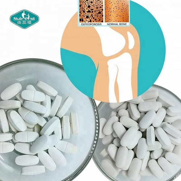 China Health Care Products Glucosamine Sulfate Tablet Glucosamine for Joint Health