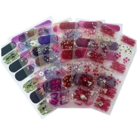 Buy cheap Imitation Diamond 3D Nail Stickers from wholesalers