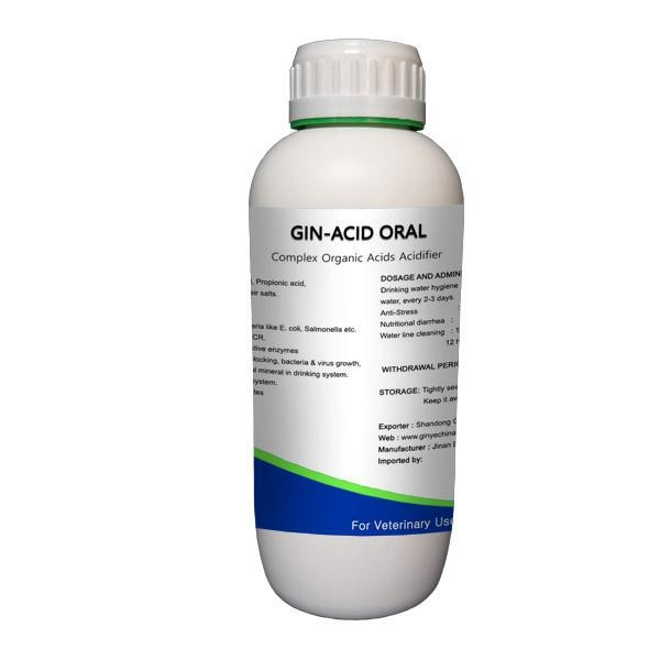 China GIN-ACID ORAL