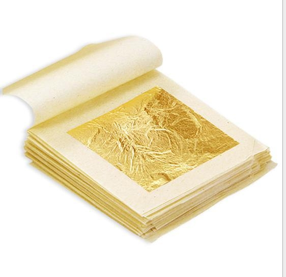 China 24K 100% PURE GOLD LEAF ANTI WRINKLE AGING FACIAL MASK TREATMENT
