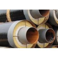 China High Density Polyurethane Foamed Thermal Insulation Pipe on sale