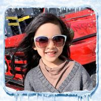 Buy cheap 2019 Metal Square Kids Sunglasses #19925 from wholesalers