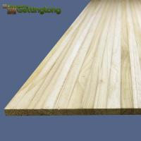 Buy cheap Production and processing of paulownia wood and poplar wood for surfboard wood core from wholesalers