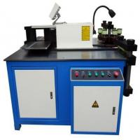 Buy cheap 30 tons 12x160mm CNC copper busbar machine from wholesalers