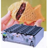Buy cheap Electric 12 Pcs/fish Taiyaki Maker from wholesalers