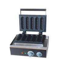 Buy cheap Electric 5 Pcs Lolly Hotdog Waffle maker from wholesalers