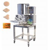 Buy cheap Fully Automatic Meat cake molding machine from wholesalers