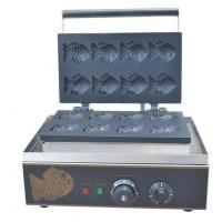 Buy cheap Electric 8 Pcs/fish Taiyaki Maker from wholesalers