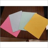 Buy cheap Color Blank Paper from wholesalers
