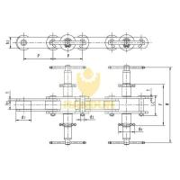 Buy cheap Double Former Conveyoy Chain product